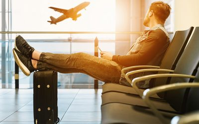 WEBINAR – flight delayed? Your customers can relax on us